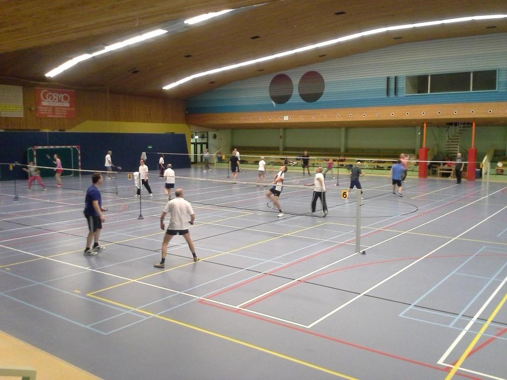 Masterplan binnensportaccommodaties gemeente Zeist